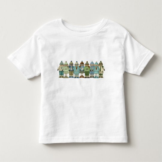 Snow Kids Toddler Twofer T-Shirt