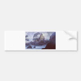 Snow Kingdom Bumper Sticker