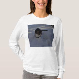 Snow Kitten T-Shirt