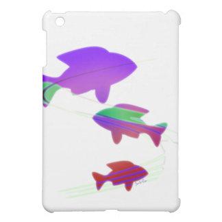 Snow Koi iPad Mini Cases