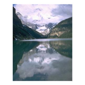 """Snow Lake 8.5"""" X 11"""" Flyer"""