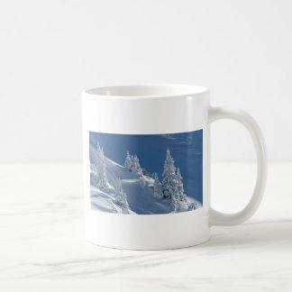 Snow Landscape Coffee Mug