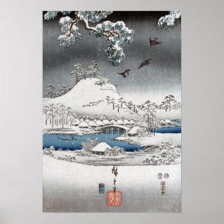 Snow Landscape Posters & Prints