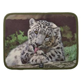 Snow Leopard 2 Big Cat Wildlife-lover's Planner