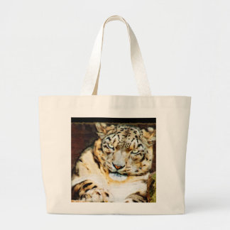 Snow Leopard Bag