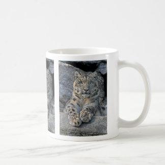 Snow Leopard Beauty Mug