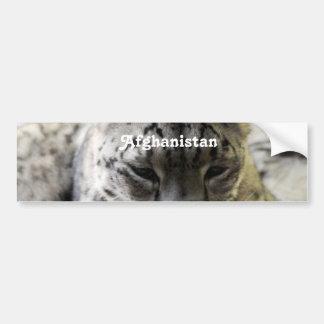 Snow Leopard Bumper Stickers