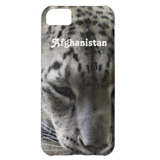 Snow Leopard iPhone 5C Case