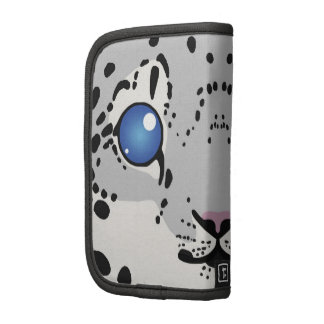 Snow Leopard Cub Folio Planner