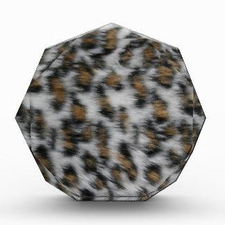 Snow Leopard Fur Award