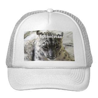 Snow Leopard Hats