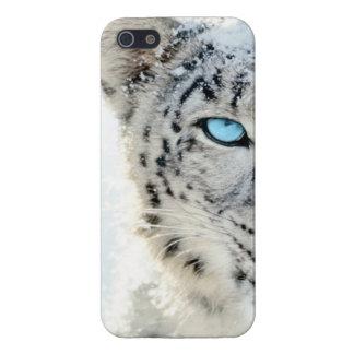 SNOW LEOPARD iPhone 5 CASE