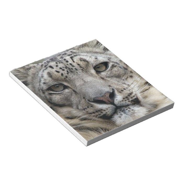 Snow Leopard  Notepad