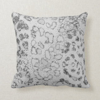 Snow Leopard Pillow in Many Styles/Sizes