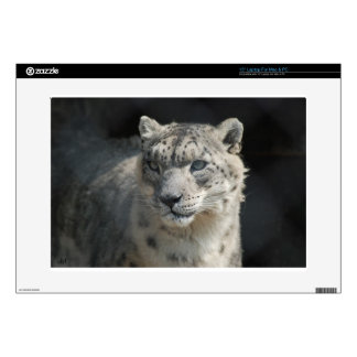 Snow Leopard Decals For Laptops