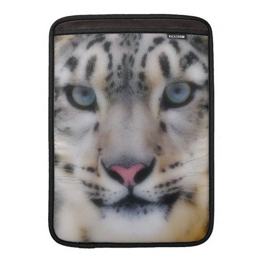 Snow Leopard Sleeves For MacBook Air