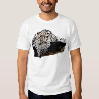 Snow Leopard Tee Shirt