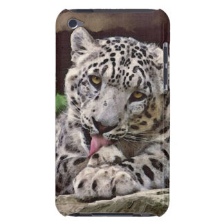 Snow Leopard Wildlife iPod Touch Case