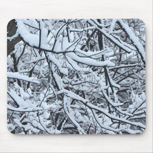 SNOW LIMBS mousepad