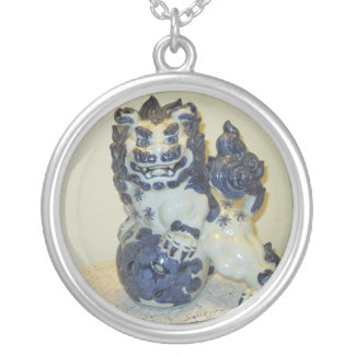 Snow Lion Necklace