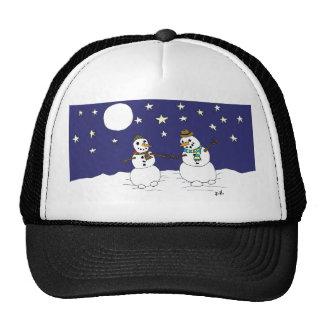 Snow Love Trucker Hat