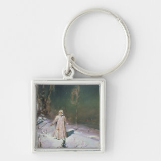 Snow Maiden, 1899 Key Chains