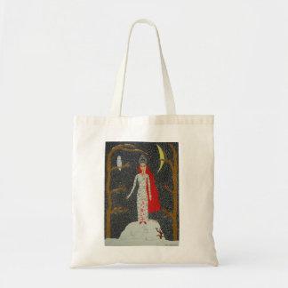 Snow Maiden (Red Version) Bag