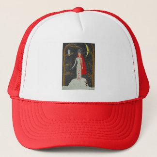 Snow Maiden (Red Version) Trucker Hat