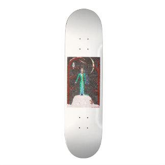 Snow Maiden Skateboard Decks