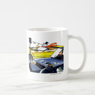 Snow man convertible coffee mug