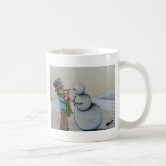Snow Meany Coffee Mug