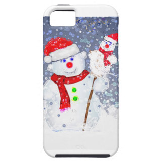 Snow men. iPhone 5 cases