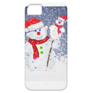 Snow men. iPhone 5 covers