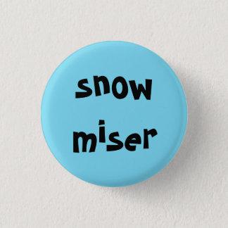 snow miser button
