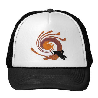 SNOW MOBILE ABOUT TRUCKER HAT