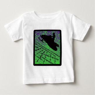 SNOW MOBILE BOREALIS BABY T-Shirt