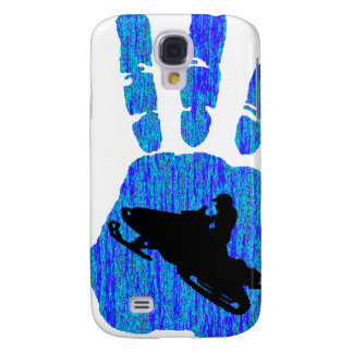 SNOW MOBILE SAMSUNG GALAXY S4 COVER
