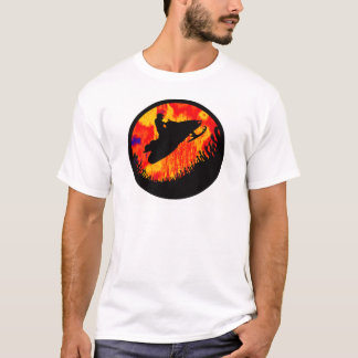 SNOW MOBILE CLASSIC T-Shirt