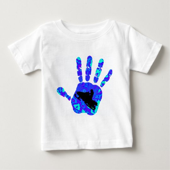 SNOW MOBILE CORSE BABY T-Shirt