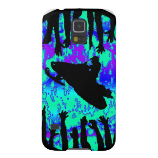 SNOW MOBILE DAZE GALAXY S5 COVERS