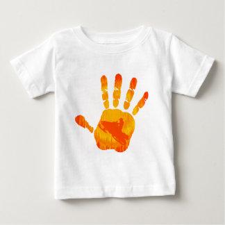 SNOW MOBILE DESCRIPT BABY T-Shirt