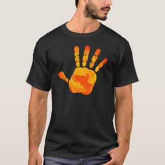 SNOW MOBILE DESCRIPT T-Shirt