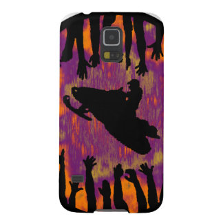 SNOW MOBILE EVENINGS GALAXY S5 CASE