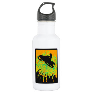SNOW MOBILE EXISTENCE 18OZ WATER BOTTLE