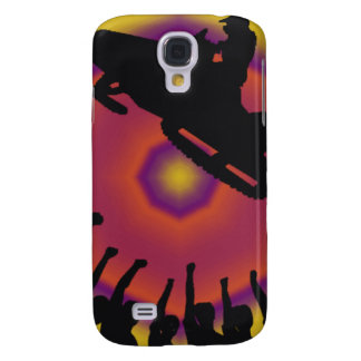 SNOW MOBILE GENERATIONS SAMSUNG GALAXY S4 COVER