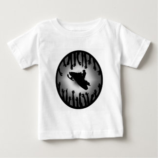 SNOW MOBILE GIANT BABY T-Shirt