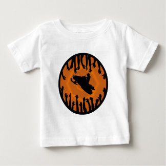SNOW MOBILE LEVEL BABY T-Shirt