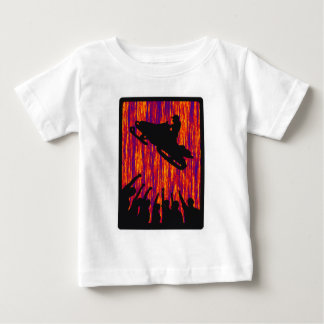 SNOW MOBILE PATHWAYS BABY T-Shirt