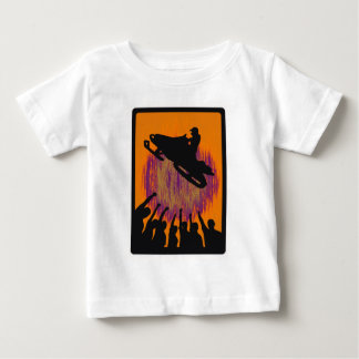 SNOW MOBILE SECTIONS BABY T-Shirt
