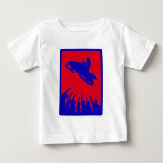 SNOW MOBILE SETTER BABY T-Shirt